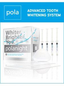 Pola Advanced Teeth Whitening System